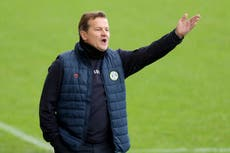 Former Forest Green manager Mark Cooper appointed as the new boss of Barrow