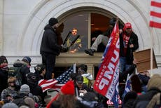 These six Senate Republicans defied Trump to back Capitol riot commission