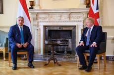 Boris Johnson challenged Viktor Orban over human rights and media freedom, Geen 10 sê