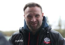 Bolton manager Ian Evatt signs new three-year deal