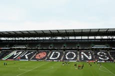 MK Dons announce two new backroom appointments as part of restructure