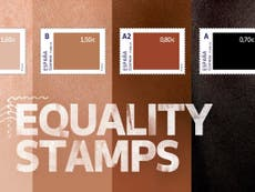 'An absolute disaster': Spanish post office in race row over equality stamps