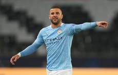 Kyle Walker: Champions League final will be a chess game decided by big players