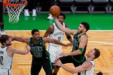 Boston Celtics beat Brooklyn Nets to pull series back to 2-1