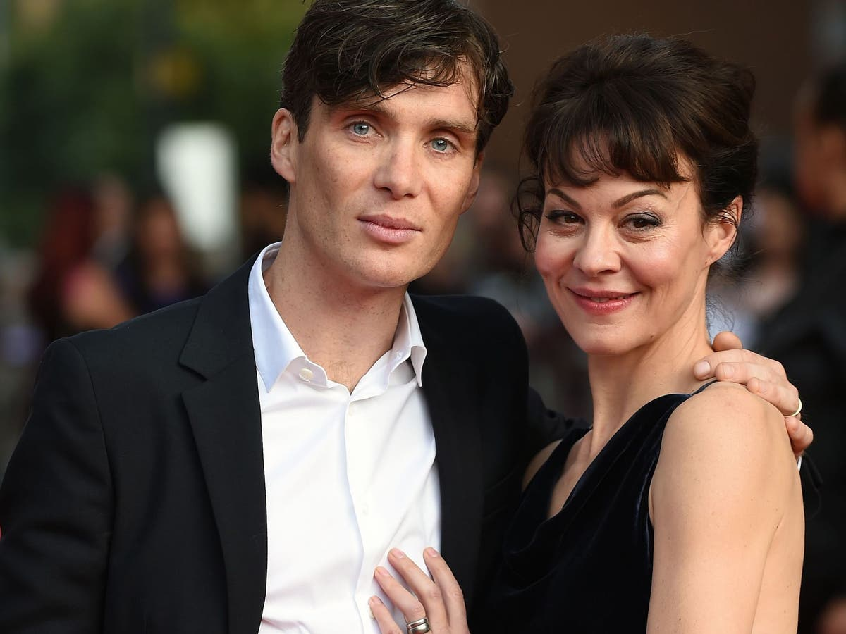 Cillian Murphy remembers Helen McCrory as his 'closest colleague' on Peaky Blinders