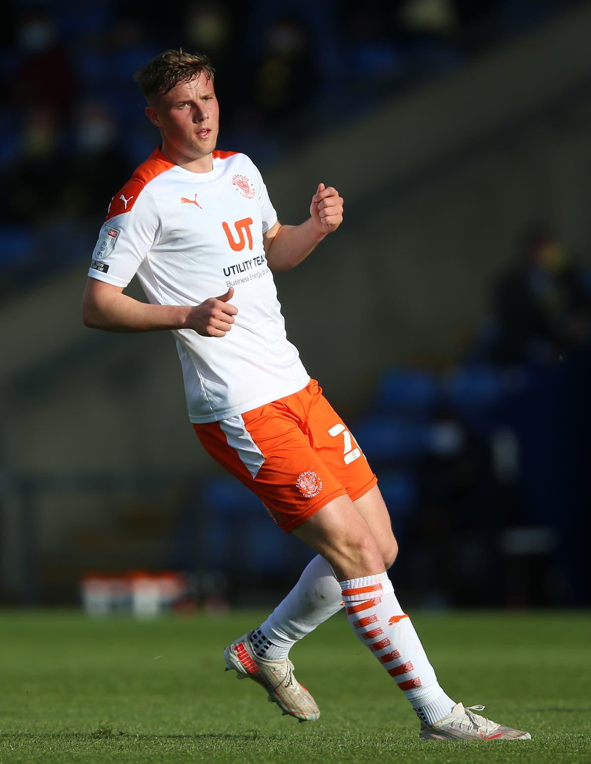 Blackpool defender Dan Ballard doubtful before play-off final against Lincoln