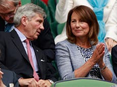 Party supplies business run by Kate Middleton's parents lost £1m during pandemic
