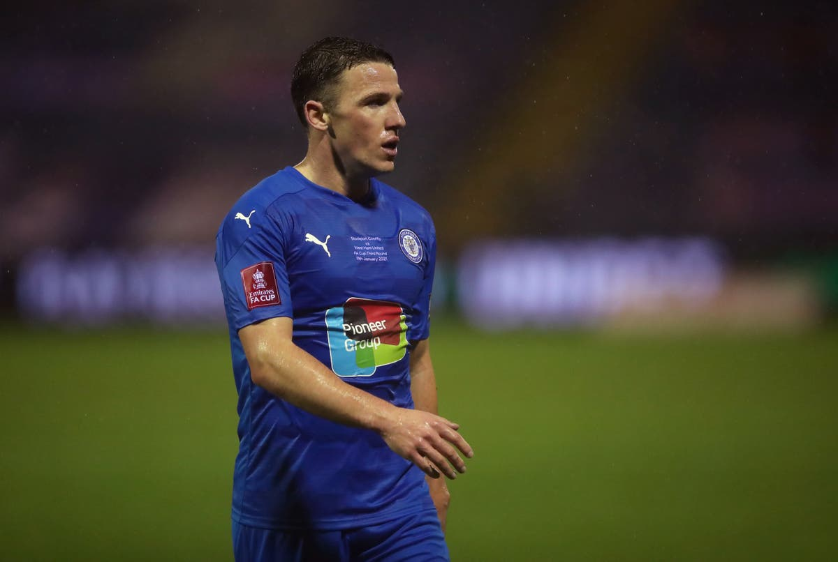 John Rooney nets winner as Stockport beat Yeovil to secure third spot