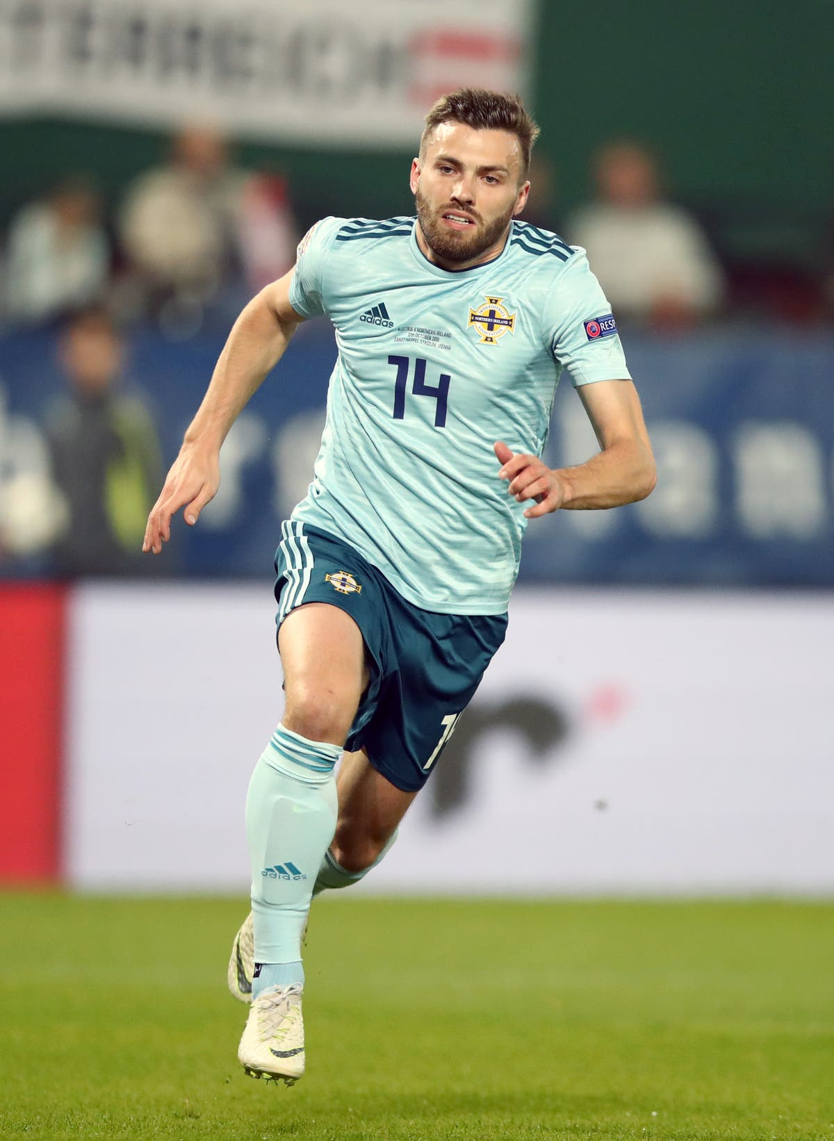 Stuart Dallas 'natural choice' to lead Northern Ireland in friendly – Baraclough