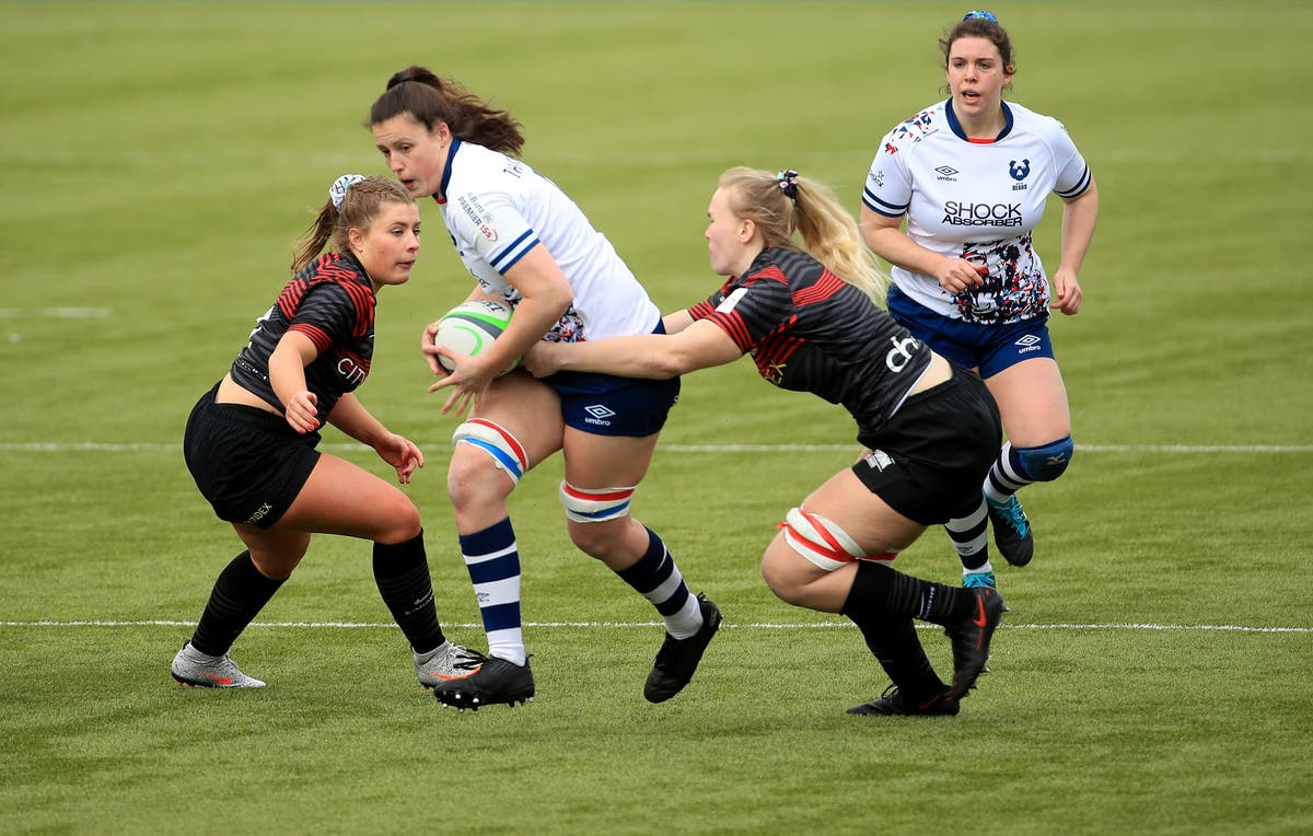 Bristol Bears coach Dave Ward on Premier 15s: 'I would love to see more games on TV'