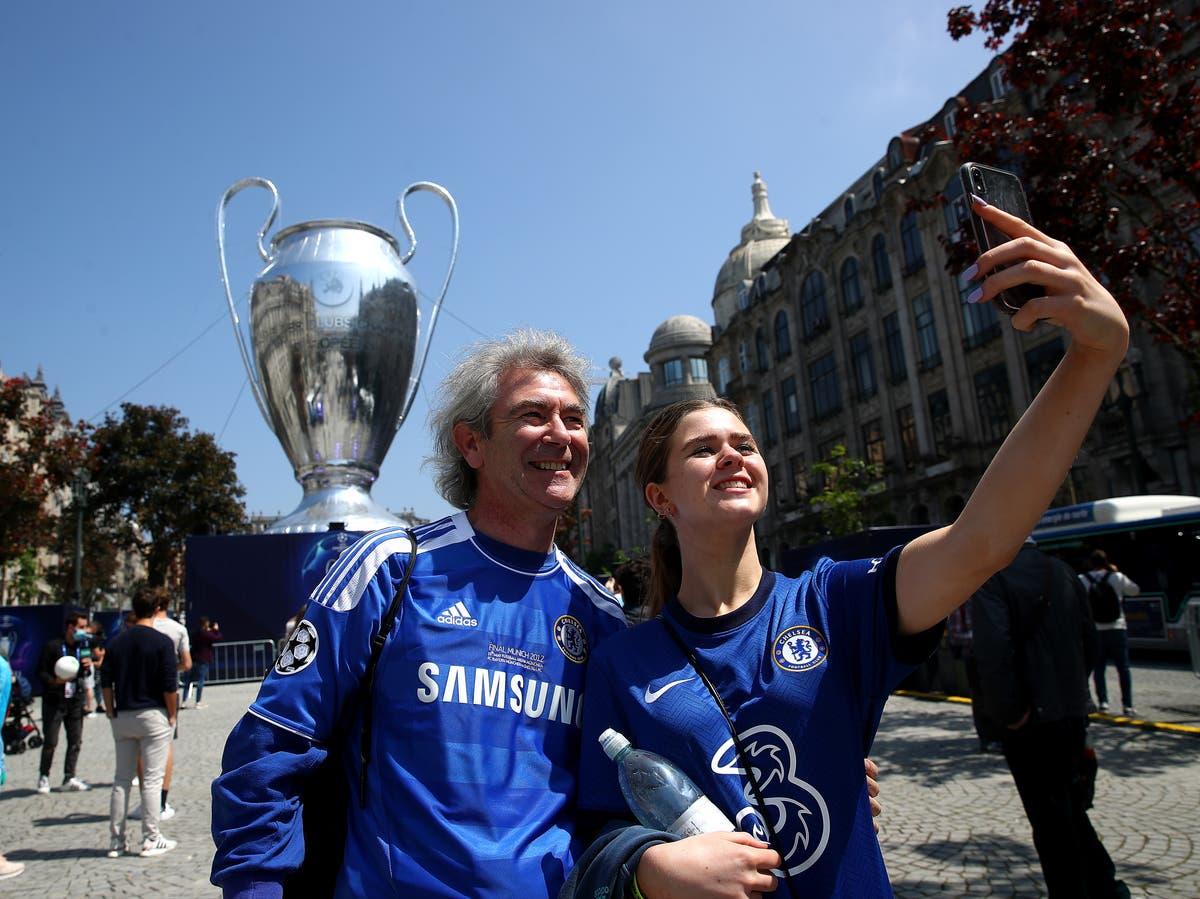 Man City vs Chelsea LIVE: Champions League final updates