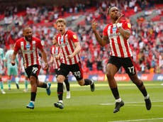 Brentford vs Swansea result: Player ratings as Ivan Toney and Bryan Mbeumo star to secure promotion