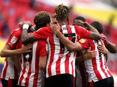 Brentford vs Swansea LIVE: Brentford promoted - Championship play-off final result and reaction