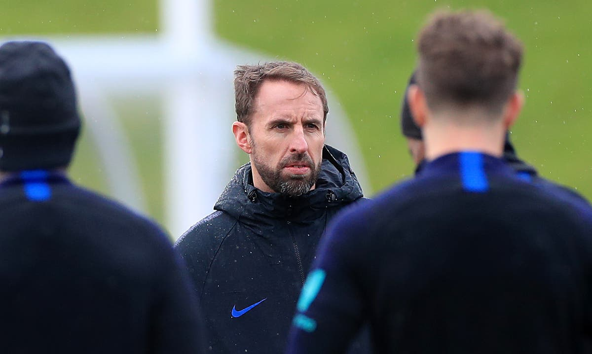 England begin Euro 2020 preparations as players arrive in north-east