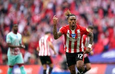 Brentford reach Premier League for first time with play-off win over Swansea