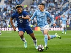 Man City vs Chelsea LIVE: Champions League final latest score, goals and updates tonight