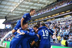 Chelsea win Champions League after defeating Man City in final