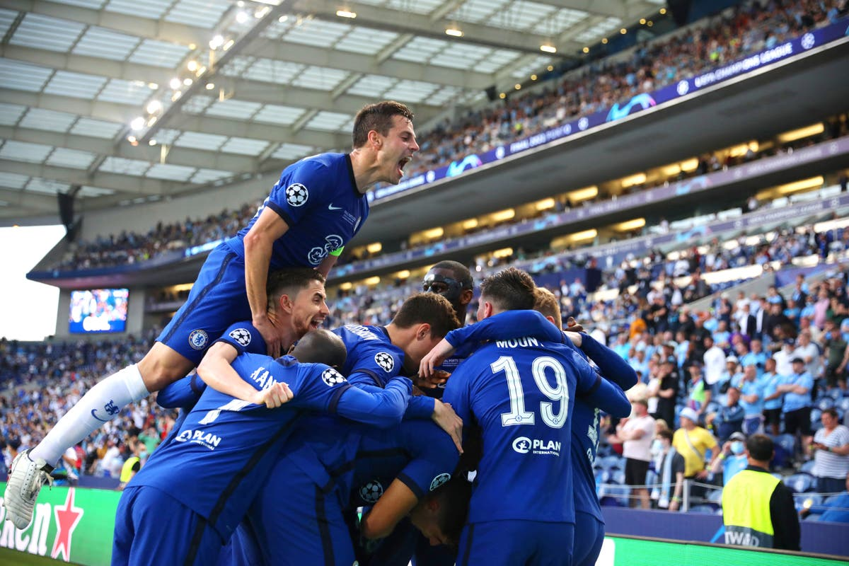 Five things we learned as Chelsea win Champions League