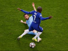 Champions League final player ratings: Who stood out for Chelsea and Man City?
