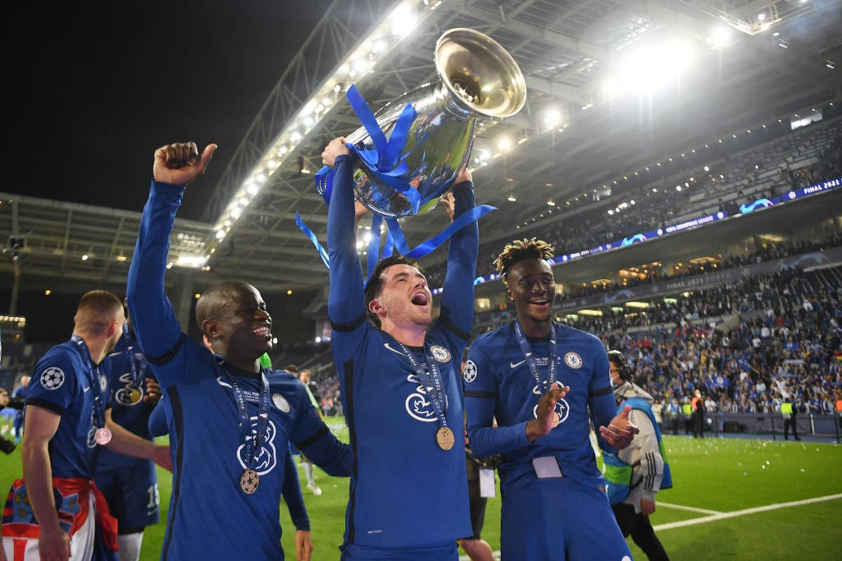 Champions League win is why I joined Chelsea, says Ben Chilwell