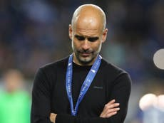 Man City lose control and with it the most important game of their season