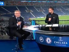 Gary Lineker expresses gratitude for 'wonderful experience' after presenting his last Champions League final
