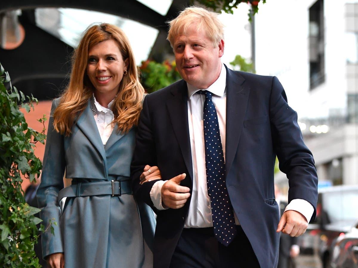 Boris Johnson marries Carrie Symonds in 'secret ceremony' - follow live