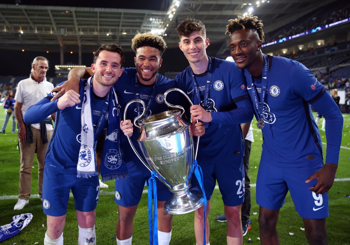 Chelsea in seventh heaven after latest victory in a European final