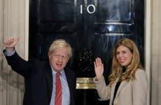 UK PM Boris Johnson marries fiancee in private ceremony
