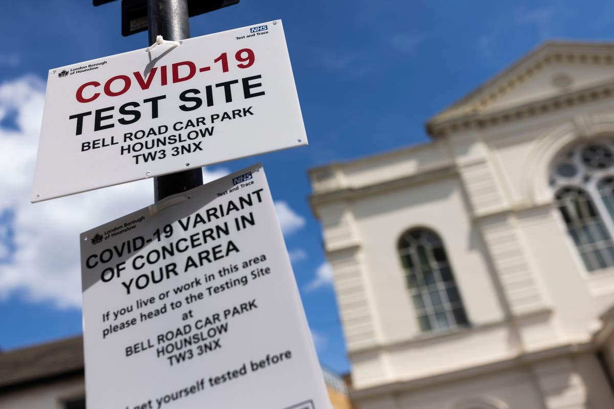 Is the UK suffering a third wave of Covid?