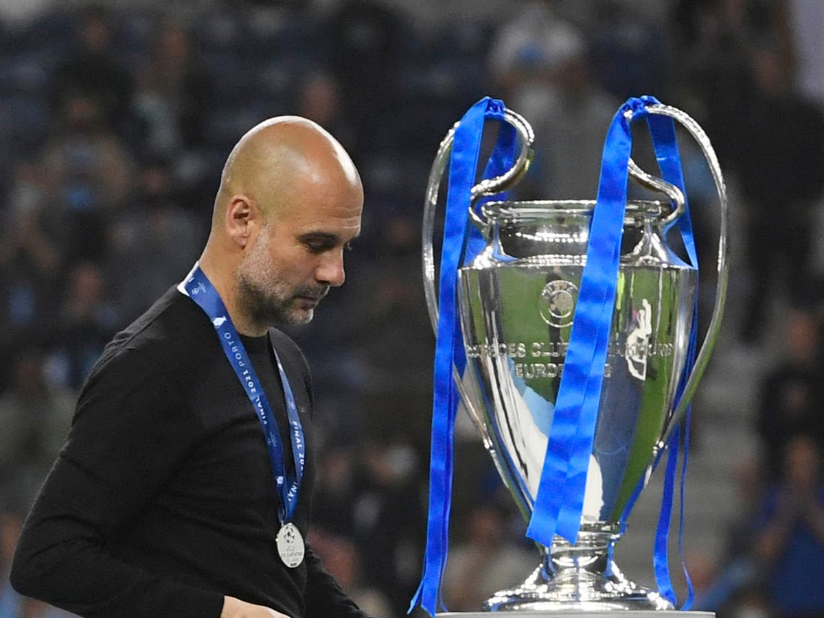 Confusion reigns as bizarre Pep Guardiola selection needlessly takes Man City apart
