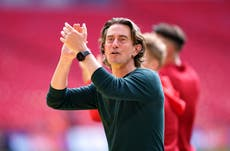 Thomas Frank feels lower-league clubs can take inspiration from Brentford