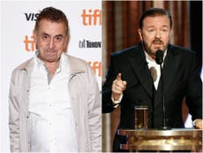 Charlie Hanson: Ricky Gervais 'shocked and appalled' by sexual assault allegations against After Life producer