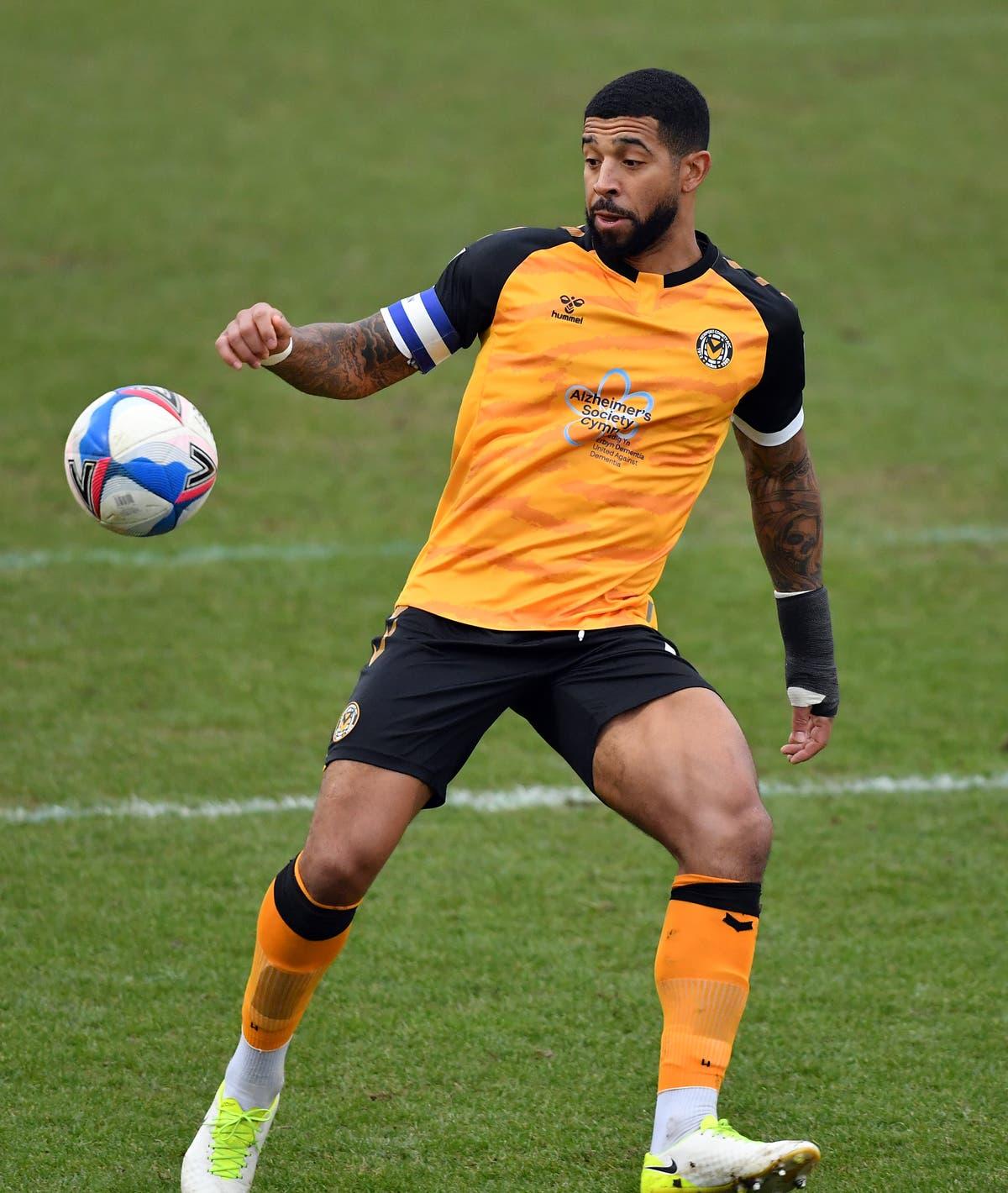 Newport captain Joss Labadie set to start play-off final against Morecambe