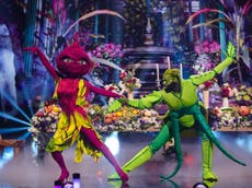 The Masked Dancer viewers point out problem with show's 'basically impossible' central premise