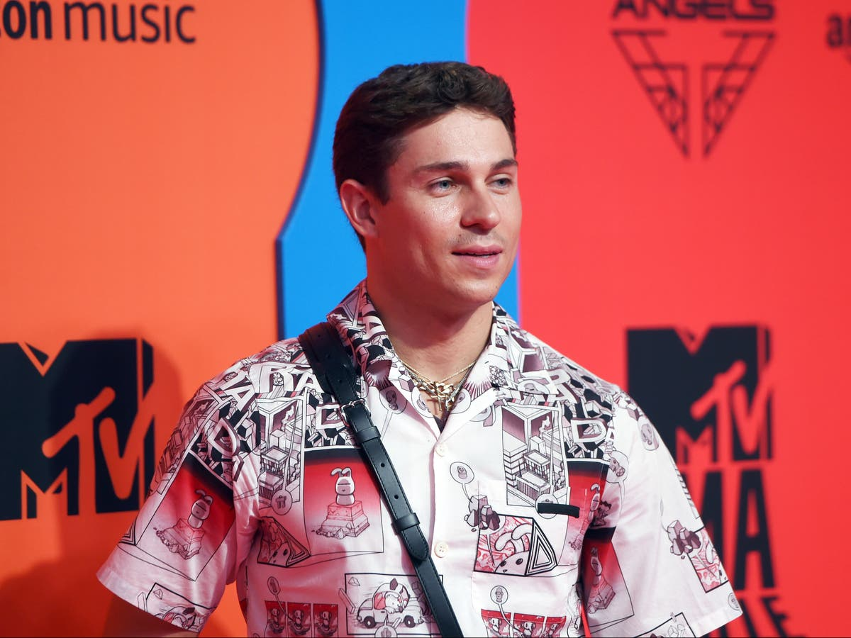 Joey Essex says he's struggled with depression since starting psychoanalysis for BBC Three documentary