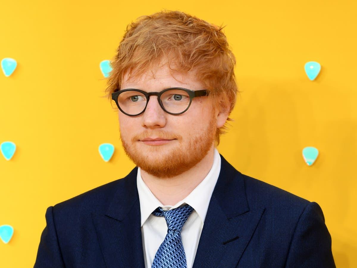 Ed Sheeran says his daughter cries whenever he sings his new music