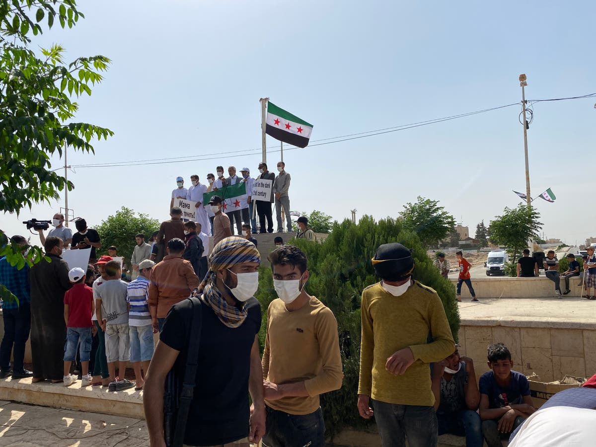 Water shortage adds to boiling tensions between Turkey and Kurds in northeast Syria
