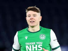 Kevin Nisbet eager to get off the mark for Scotland and stake Euro 2020 krav