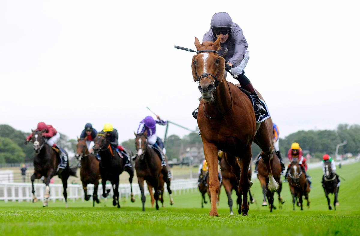 Uncertain forecast leaves Epsom officials watching the skies