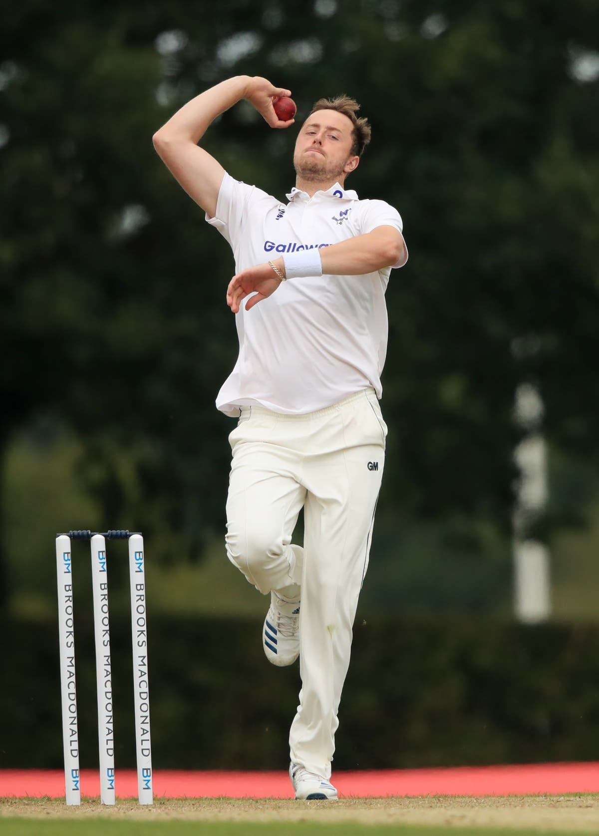 Ollie Robinson feels ready for Test debut and vows to bring 'edge' to England