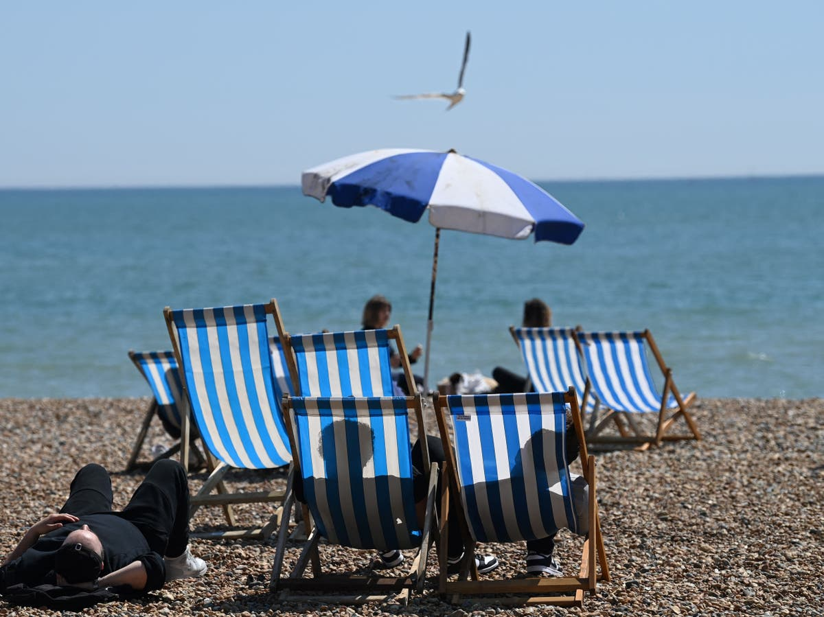 Bank holiday to bring hottest day of the year so far