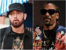 Eminem confirms Snoop Dogg beef is over on 'Killer' remix