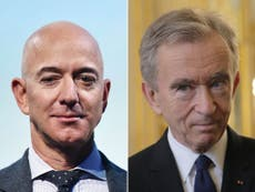 Behind Jeff Bezos and Bernard Arnault tussling to be the world's richest person lies a bigger issue