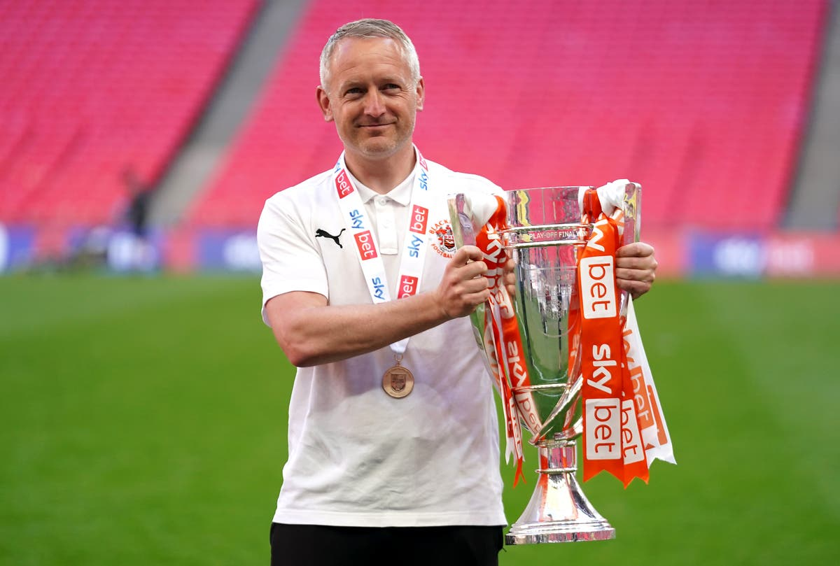 Blackpool boss Neil Critchley believes promotion justifies leaving Liverpool