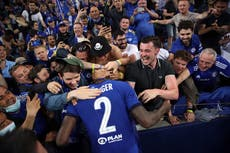 Champions League celebrations continue for Chelsea – Sunday's sporting social
