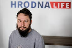 Belarusian editor arrested amid crackdown on journalists