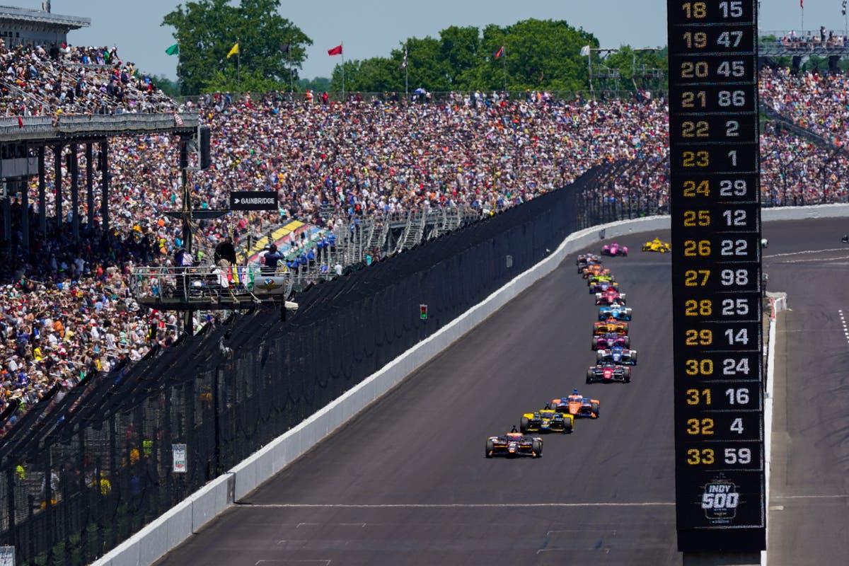 インディアナポリス 500 welcomes 135,000 fans in global benchmark