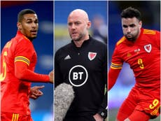 Wales Euro 2020 squad: Rubin Colwill in, Hal Robson-Kanu out – here are the winners and losers