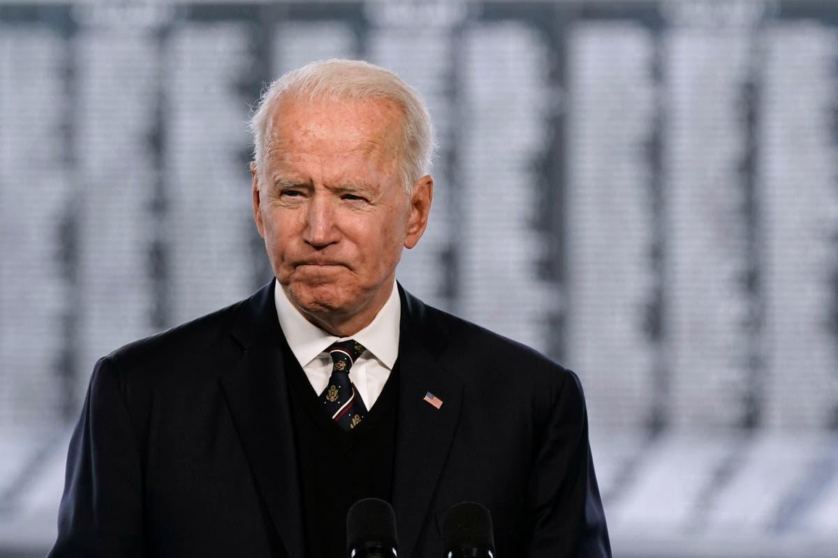 For Biden, a deeply personal Memorial Day weekend observance